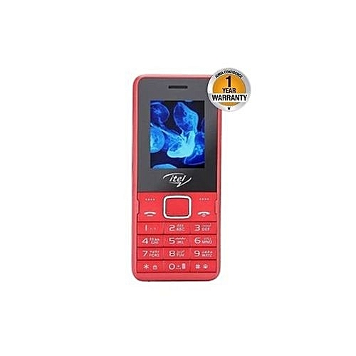 2090 - Dual SIM - Red