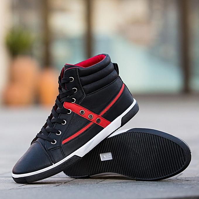 Buy Neworldline Men Shoes Fashion Men Boots Autumn Leather Footwear