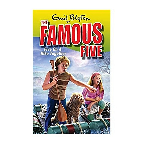 The Famous Five: Five On A Hike Together