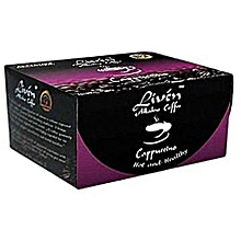 Alliance In Motion Liven Coffee – Cappucino - 420g