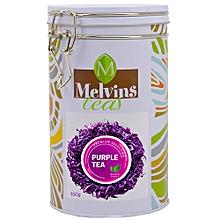 Purple Tea in a Tin Caddy (150g)