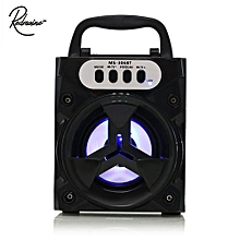 MS - 306BT Bluetooth Portable Speaker With LED Lights 3 Inch Driver Unit