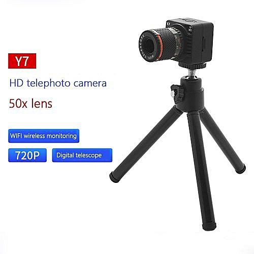 Y7 HD 720P Digital Camera WIFI Wireless Surveillance Camera