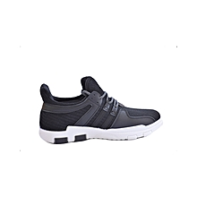 black male casual sport shoes