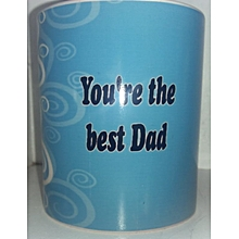 Dad gift Gift coffee Mug - White in colour