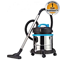 RM/553- Wet and Dry Vacuum Cleaner- Black.