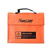 RunCam Lipo Battery Guard Bag 240x180x65mm For FPV Racing RC Drone Multi Rotor-