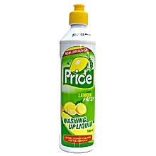 Lemon fresh washing up liquid 1L