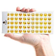 12 Pecies Emoji Stickers 660 Of The Most Popular Emojis