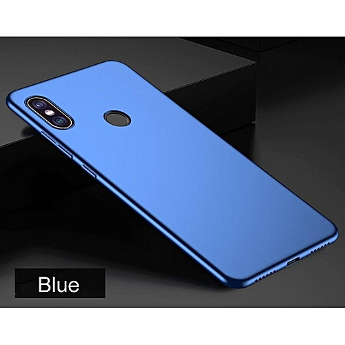 7ec0e532d88 Generic For Xiaomi Mi Mix 2S Luxury Hard PC Case For Xiaomi Mi Mix 2S Phone  Back Cover 295079 (Blue)