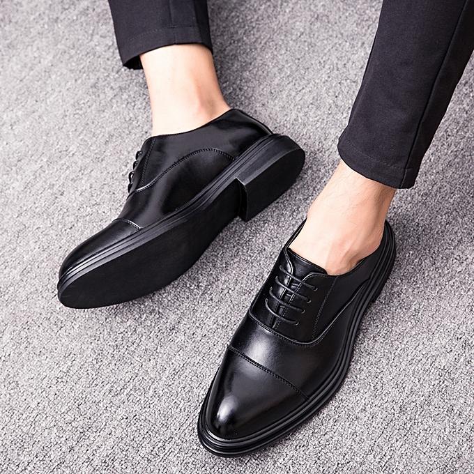 ... EUR Size 38-44 Men Shoes Business Office Shoe Men Wedding Leather Shoes  Men s Oxfords ... 942f296c2dd