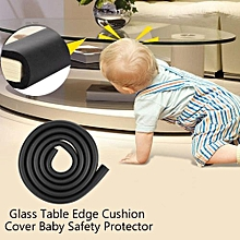 1397b728361 Glass Table Edge Cushion Cover Furniture Desk Guard Strip Bumper Baby  Safety Protector