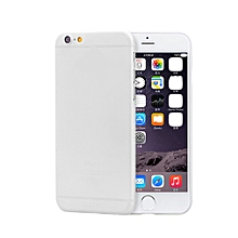 Matte PP Hard Case Cover For Iphone 6S Plus CL-Clear