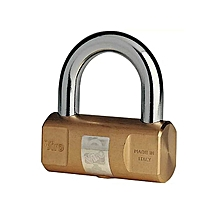 Solid Brass Cylindrical Padlock 102