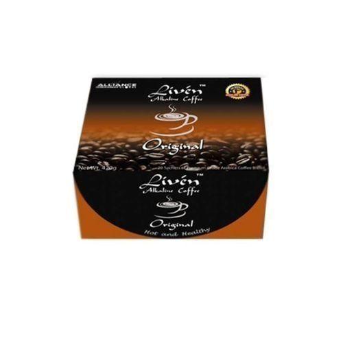 Livén Alkaline Coffee- 420g (20 Sachets)
