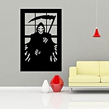 Halloween Devils Background Decorated Living Room Bedroom Wall Stickers