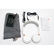Backbeat 500 Headphones -White & Orange