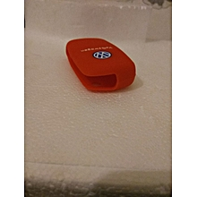 Volkswagen Car Key Cover Case (Red)
