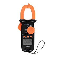VICTOR 606B Clamp Multimeter Overload Protection Digital NCV Auto Off Data-Hold