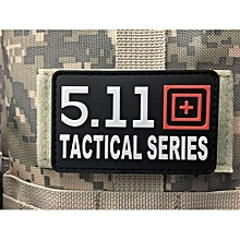 New Arrival Army Fan Outdoor PVC Backpack Personality Magic Stick Seal Rubber Epaulettes-06