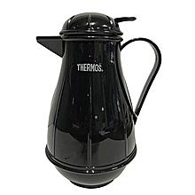 Traditional - Glass Vacuum Ins Carafe - 1.0L - Black