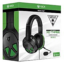 Headset Turtle Beach Earforce XO Three Wired Headset XBOX 1