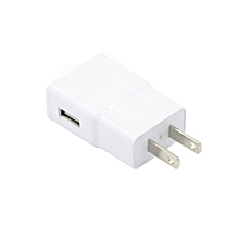 Minismile Universal 10W 5V 2A USB Power Supply Wall Adapter Charger WHITE US