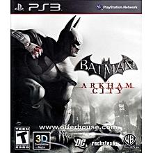PS3 Game Batman Arkham City