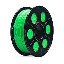 400M 1.75mm PLA 3D Printing Filament Material for DIY Project - Green