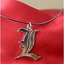 Death Note L Yagami Necklace Cosplay