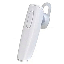 Fineblue HM-8 Headsets Wireless Bluetooth 4.0 Stereo Earphone For Smart Phone And PC -White