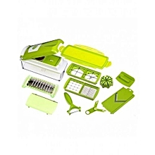 Amazing Reliable Multifunction Cutter - Green