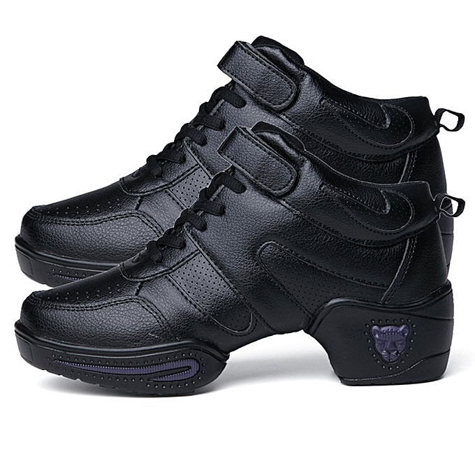 1c761eade Women Gym Shoes Fitness Footwear Ladies Dance Shoes Jazz Shoes Sports Shoes  black