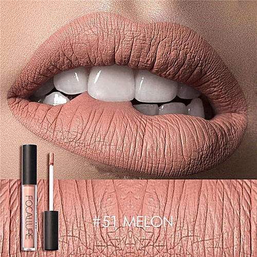 Generic Focallure Liquid Lipstick Sexy Colors Lip Paint Matte