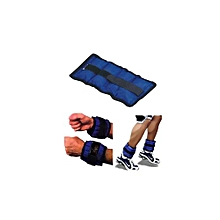 Ankle and Wrist Exercise Weights - Blue 4Kg