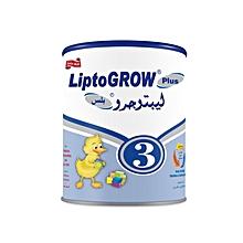 Liptomil Plus 3 Toddler Formula 1-4 Years 400 g