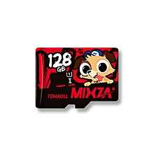 Mixza Year of the Dog Limited Edition U1 128GB TF Micro Memory Card