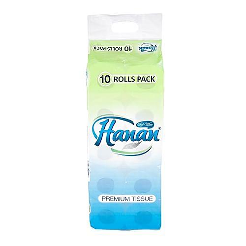 Toilet Paper - White - 10 Pack