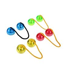 Begleri Fidget Yoyo Bundle Control Roll Game Knuckles Anti Stress Toy-Blue