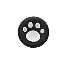 1PCS White 10pairs For Playstation 4 Cat Paw Thumbstick Joystick Cover Grips Caps Skin For Ps3 Ps4 XBOX 360 One