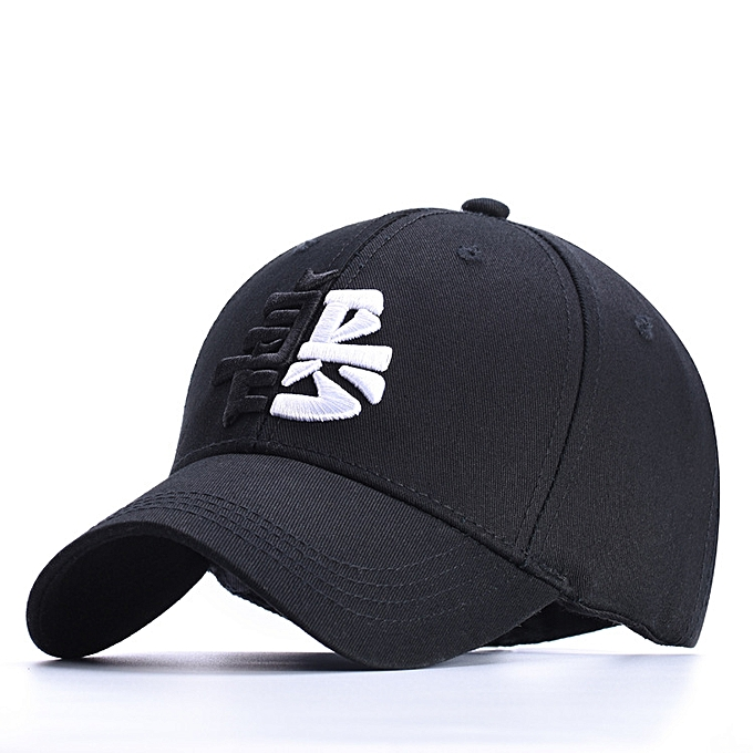 Embroidered Baseball Caps Outdoor Men s and Women s Duck Tongue Caps Cotton  Baseball ... 5cf733580a