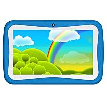 "K9 KinderTab - Kids Tablet 7"" - Android 8.1 - 8 GB + 1 GB - Blue"