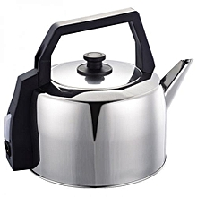 Stainless Steel Corded Traditional Electric Kettle 5Ltrs