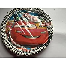 Themed Birthday plates