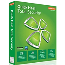 Quickheal Total Security 3 Users