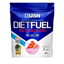 Diet Fuel Ultralean, 454g - Strawberry