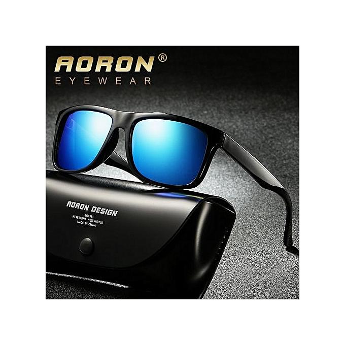 7c3867b9e6 Latest 2018 High Quality Fashion Anti-Glare Men s Classic Polarized  Sunglasses-Blue