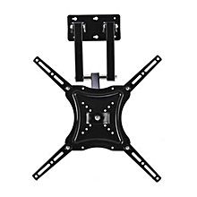 "2019 new product VESA 80*460mm metal 14'-55"" swivelling TV mounted bracket-Black"