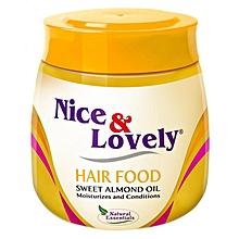 Sweet Almond Hair Food -  500ml
