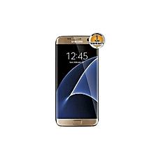 "Galaxy S7 Edge Duos - 5.5"" - 32GB - 4GB RAM - 12MP Camera - Dual SIM -  Gold"